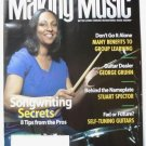 Making Music Magazine July August 2012 Unread - Songwriting Secrets