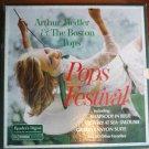 Arthur Fiedler & the Boston Pops: Pops Festival 10 LPs