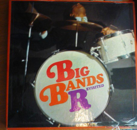 Big Bands Revisited 7 lps Boxed Set p7m5121