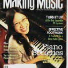 Making Music Magazine September/October 2012 Piano Societies