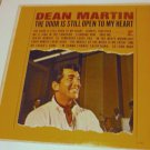 Dean Martin lp The Door is Still Open to My Heart r-6140