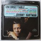 Unforgettable Songs lp - Johnny Hartman bcs 547
