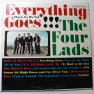 Everything Goes lp Music - De Vol The Four Lads cl1550