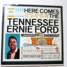 Here Comes the Tennessee Ernie Ford Mississippi Showboat lp t1684