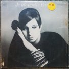 Barbra Streisand - Je M'Appelle Barbra lp cs9347