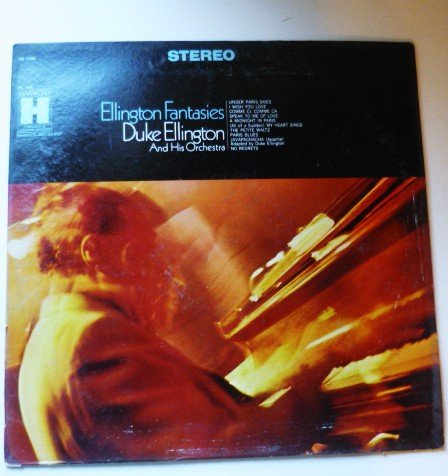 Ellington Fantasies Duke Ellington lp hs11236 Stereo