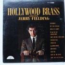 Hollywood Brass lp - Jerry Fielding abcs 542
