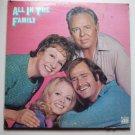 All In The Family lp sd 7210 Comedy Album