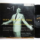 May I Sing To You 10 In Record by Eddie Fisher lpm 3185