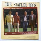 The Statler Bros Entertainers - On and Off the Record lp srm 15007