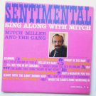 Sentimental lp : Sing Along with Mitch cl1457