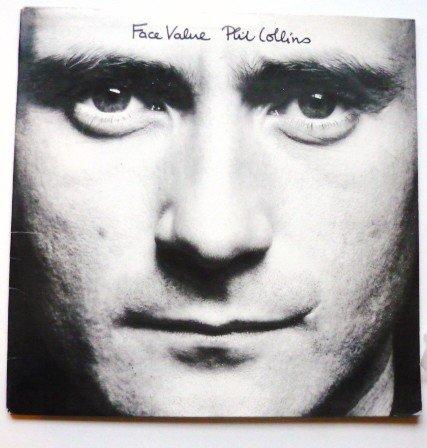 Face Value lp - Phil Collins sd 16029