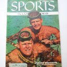 Sports Illustrated Mag September 5 1955 Pinder Brothers Rizzuto Yankees