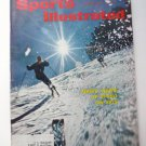 Sports Illustrated Mag December 4 1961 Skiing Pool Bridge - Rare