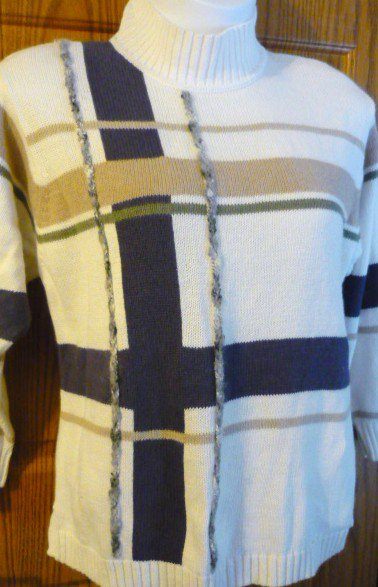 Dress Barn Woman Turtleneck Sweater Plus Sz 14/16 Career