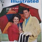 Sports Illustrated January 22 1962 Doug Sanders on Cover