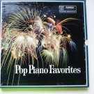 Pop Piano Favorites lp Readers Digest Four Albums - Boxed Set