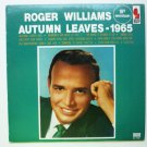 Roger Williams lp Autumn Leaves 1965 kl-1452