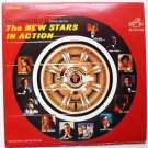 Oldsmobile Spotlights The New Stars In Action lp by Various Artists prs167