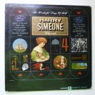 Harry Simeone Chorale lp The Wonderful Songs of Folk mg20855