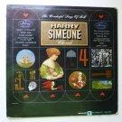 Harry Simeone Chorale lp The Wonderful Songs of Folk mg20855
