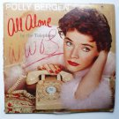 All Alone by the Telephone lp - Polly Bergen cl1300