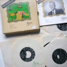 Old Masters Bing Crosby 9 Record Boxed Set w Booklet and 36 Songs ED-1800