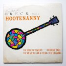 Beautiful Hair Breck Presents a Hootenanny lp by Various Artists mg79572