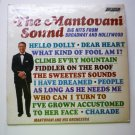 The Mantovani Sound Big Hits From Broadway and Hollywood lp ps419