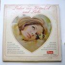 Lieder von Herzeleid und Liebe flp1467 German - Rare lp