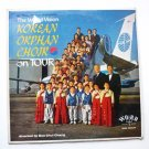 Korean Orphan Choir on Tour lp w-3239 Kurt Kaiser