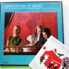 Adventures in Music lp and Teachers Guide Grade 6 Volume 1 LE 1009