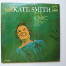 The Sweetest Sounds lp - Kate Smith lpm-2921