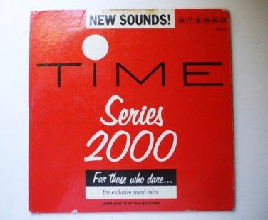 Series 2000 For Those Who Dare lp TSD-2 - Rare