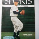 Sports Illustrated Mag May 30 1955 Herb Score on Cover