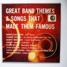 Great Band Themes and Songs that Made Them Famous lp - Various ak133