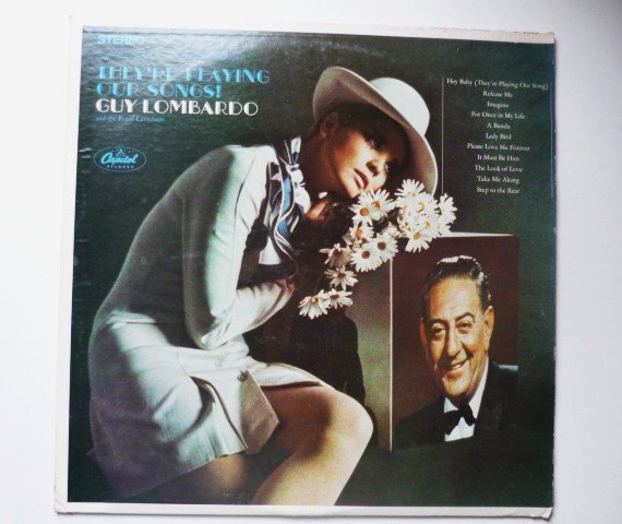 Theyre Playing Our Songs lp - Guy Lombardo st2889