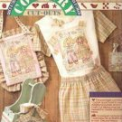Daisy Kingdom Victor and Victoria - rabbits - Applique Iron Ons - New in Package - No Sew