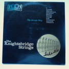 The Strings Sing lp by the Knightsbridge Strings rs603