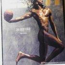 ESPN Magazine -- The BODY ISSUE - Kenneth Faried - Unread - July 22 2013