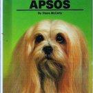 Lhasa Apsos - Diane McCarty 1991 Book 0866222227