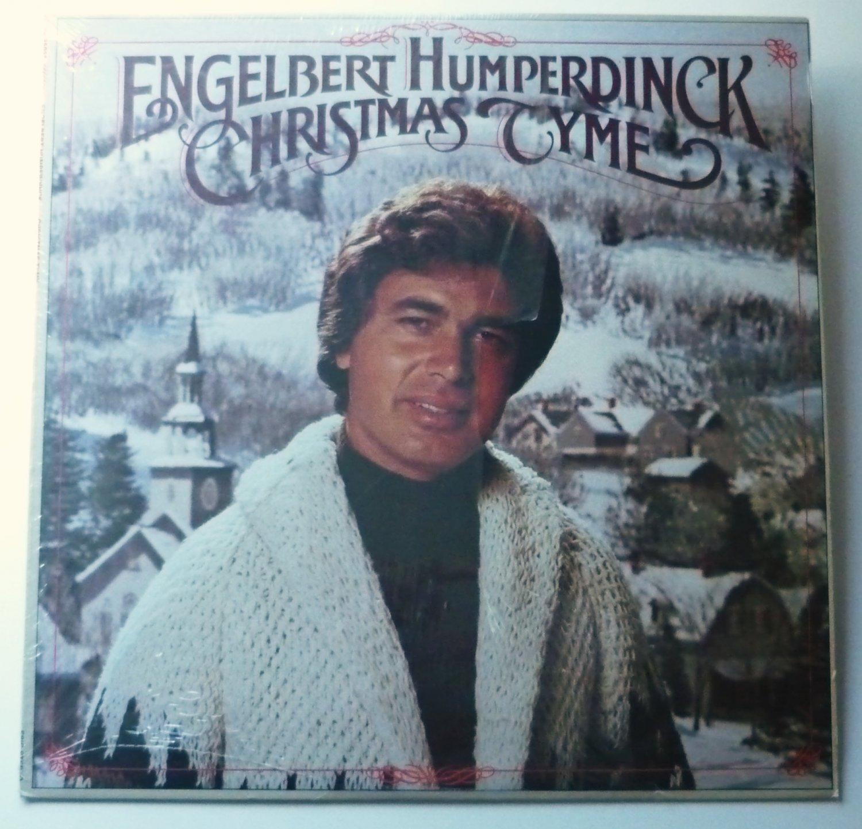 Engelbert Humperdinck: lp Christmas Tyme pe35031