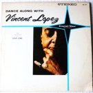Dance Along with Vincent Lopez - Eddie Long lp gs 1411- Rare