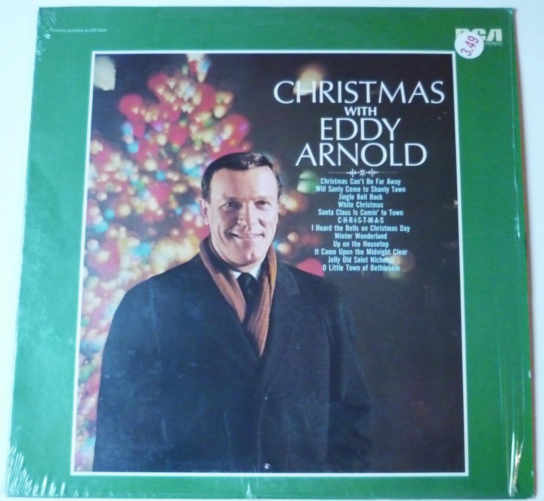 Christmas with Eddy Arnold 1962 lp - anl11926