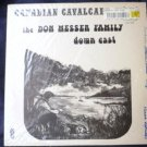 Rare: the Don Messer Family Down East lp Canadian Cavalcade 3 cclp2003