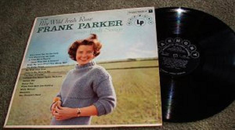 Frank Parker lp sings Irish Songs Wild Irish Rose hl7160 1960s?