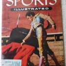 Sports Illustrated January 17 1955 Bullfighter Cover