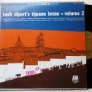 Herb Alperts Tijuana Brass lp Vol 2 sp103