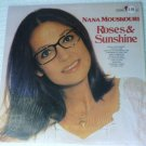 Roses and Sunshine lp - Nana Mouskouri - Import