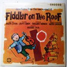 Fiddler on the Roof Selections From the New Musical Hit Lp
